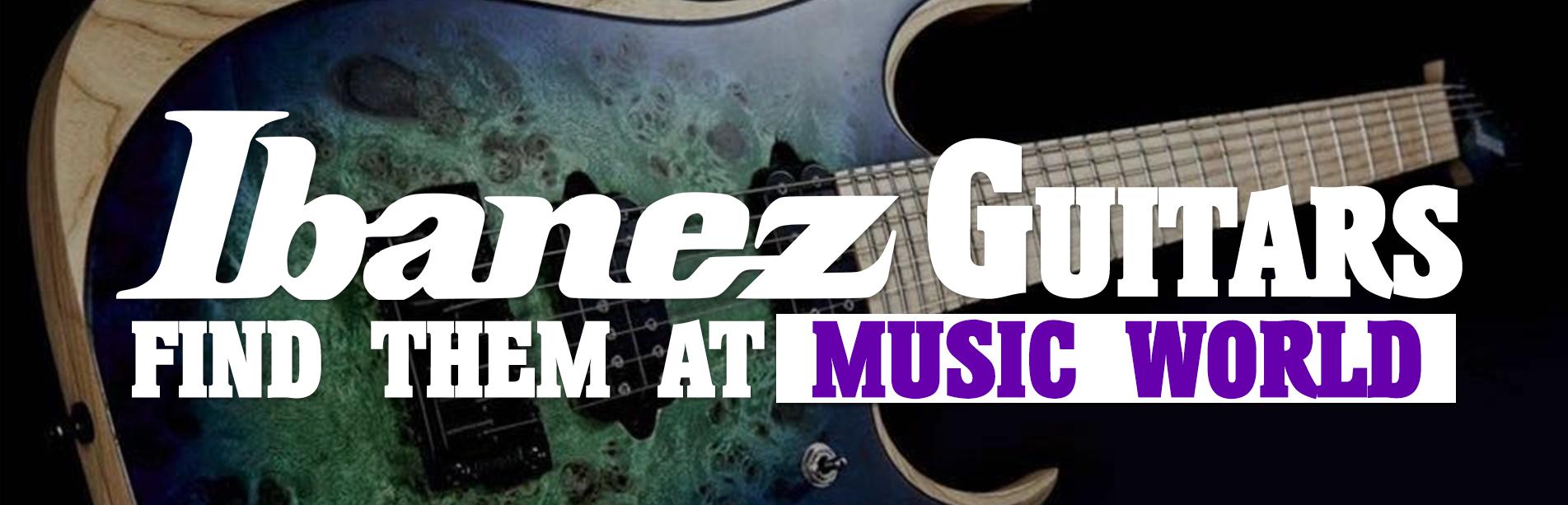Ibanez-Guitars